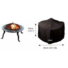 D760 Small Round Fire-Pit Cover
