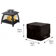 D775 Large Square Fire-Pit Cover