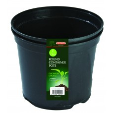 N203 Round Container Pot (2) 7.5Ltr