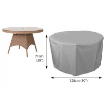 U545 4-6 Seater Circular Table Cover